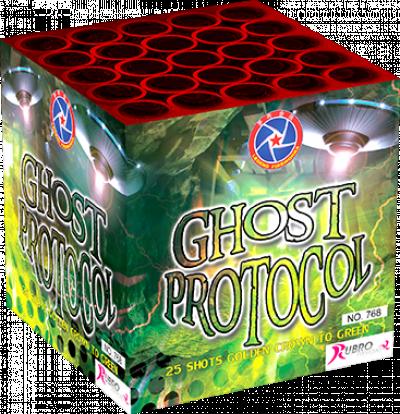 Heavy Legend Ghost protocol