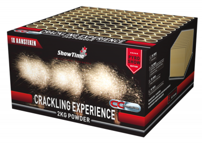 Crackling Experience