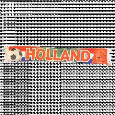 Sjaal 'Holland'