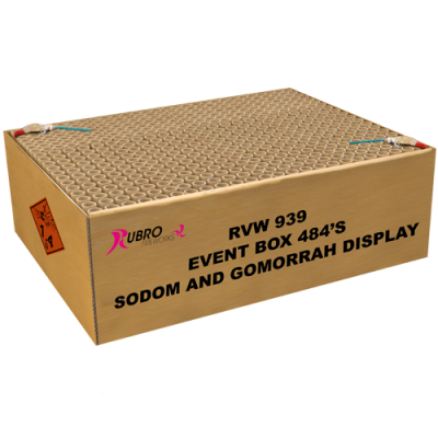 Sodom & Gomorrah Box