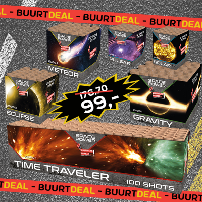 Space Power Buurt deal