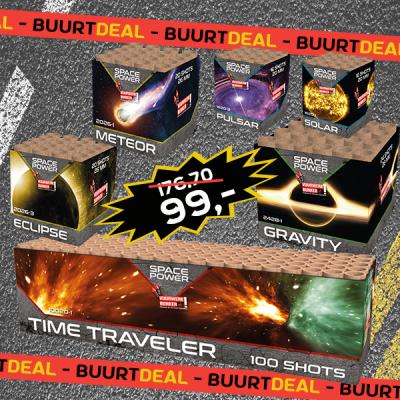 Space Power Buurt deal