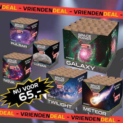 Space Power Vrienden deal