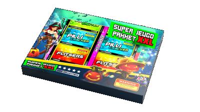SUPER JEUGD XXL PAKKET (STUNT)