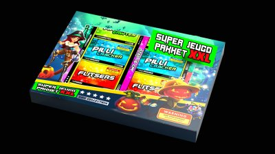 SUPER JEUGD XXL PAKKET ( STUNT )