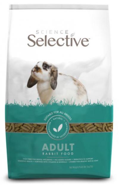 Supreme Science Selective konijnenvoer 5 kg