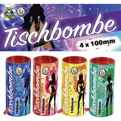 Tablebomb 10cm 4-Pack