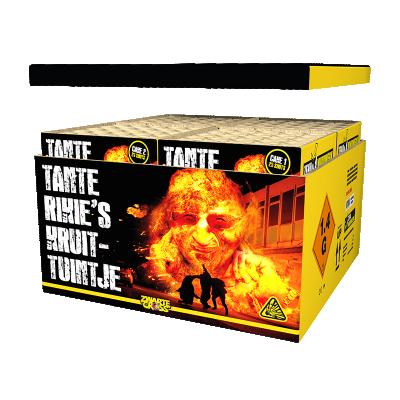 Tante Rikie's Kruittuintje - Zwarte Cross Box