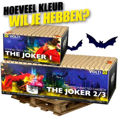 The Joker Triple compound  t.w.v€439,00 (vwtb)