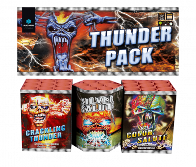 Thunder Pack - 3 voor 2