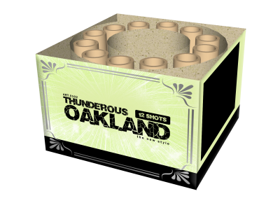 Thunderous Oakland