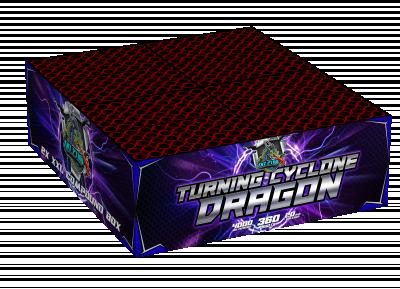 Turning Cyclone Dragon 360's