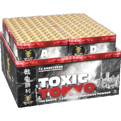 Toxic Tokyo