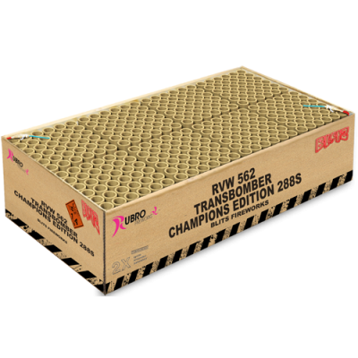 Transbomber Champions Edition Box