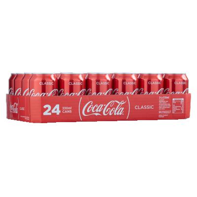 Tray (24) Coca-Cola blik 33cl