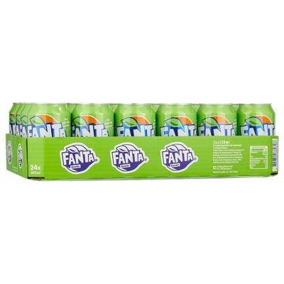 Tray (24) Fanta Exotic blik 33cl