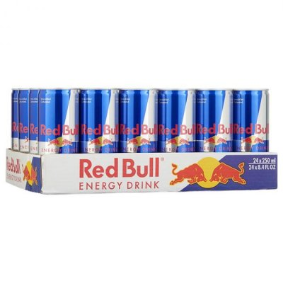 Tray (24) Red-Bull blik 25cl