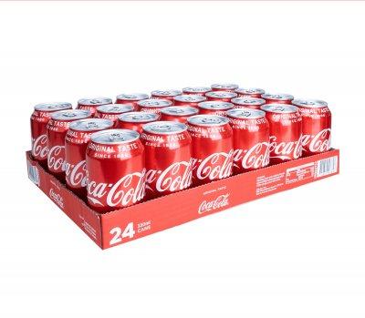 Tray Coca Cola