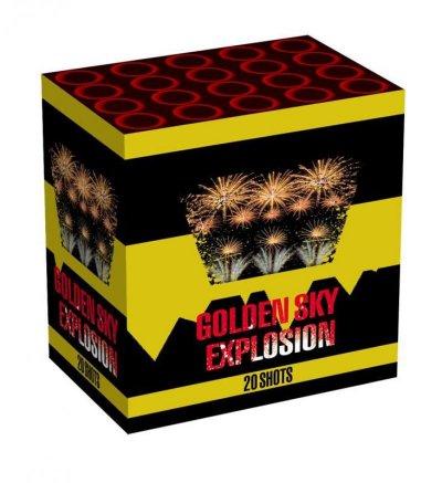 Golden Sky Explosion 20's