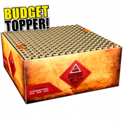 Undercover box t.w.v €219,00  (vwtb)