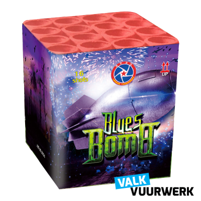 VALK BLUES BOMB 16 schots