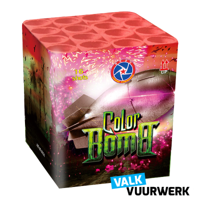 VALK COLOR BOMB 16 schots
