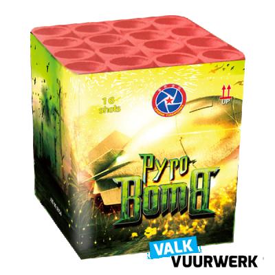 Valk Pyro Bomb