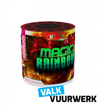 Valk Rainbow Magic 13 schots