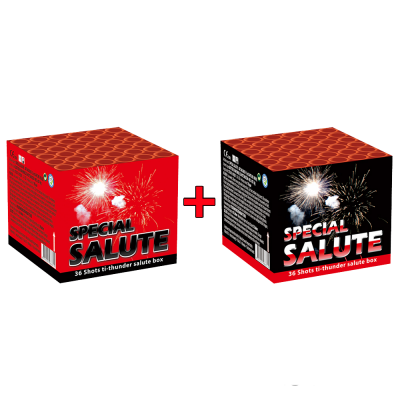 VALK SPECIAL SALUTE 1 + 1 DEAL