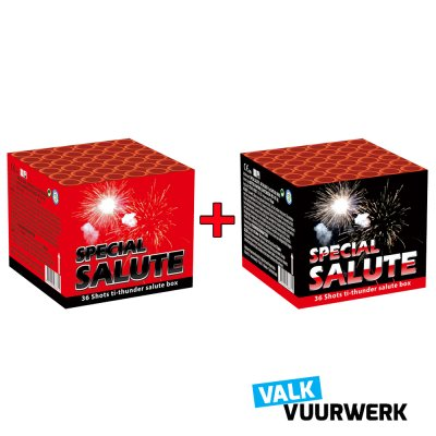 Valk Special Salute 1+1 deal