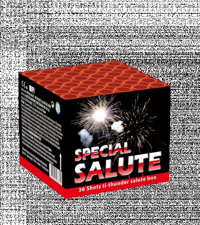 Valk Special Salute 36 schots