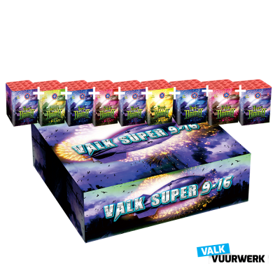 Valk Super 9-16