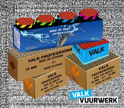 VALK VUURWERK (EIGEN IMPORT)