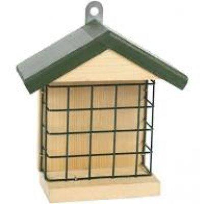Voederblokhouder voor tuinvogels