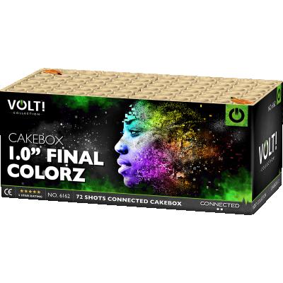 1,0'' Final Colorz