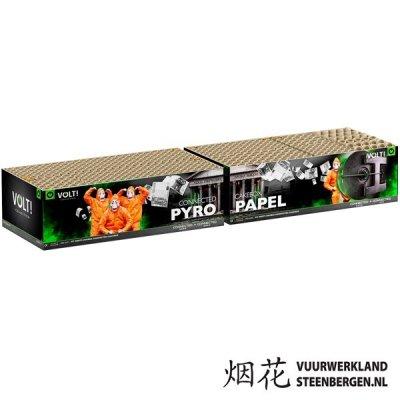 VOLT! Pyro & Papel 490S Box