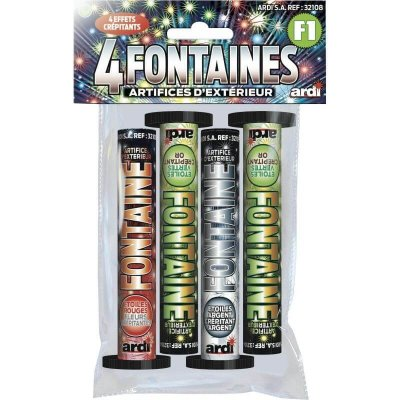 4 Fontaines