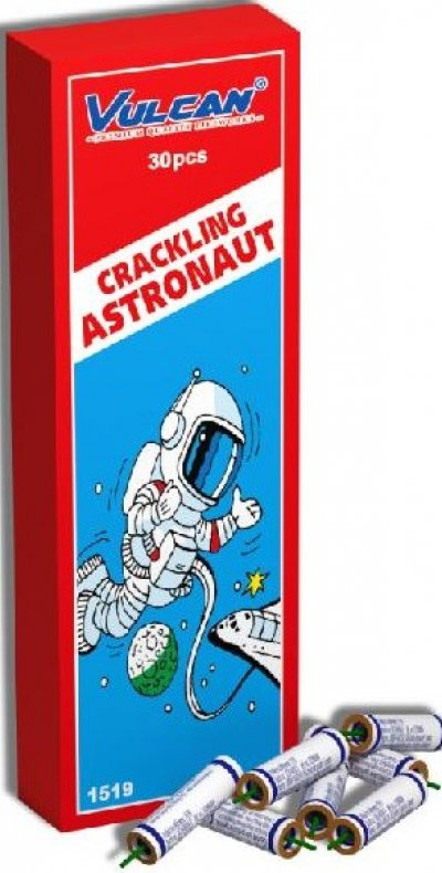 Crackling Astronout