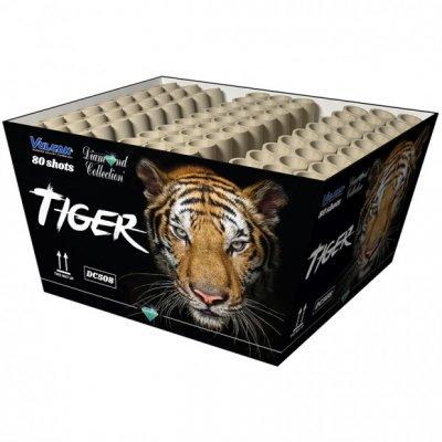 Tiger 80sh cake