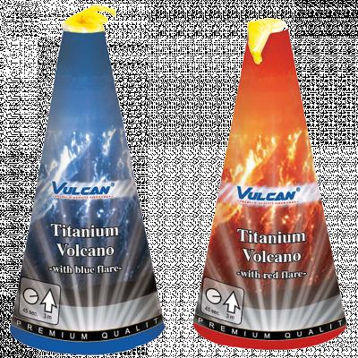 Titanium Vulcano