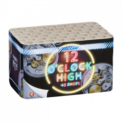 12 O`CLOCK HIGH