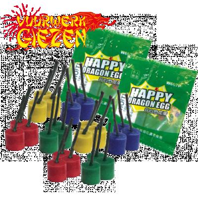 Happy Dragon Eggs 2 pakjes