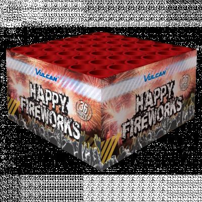 HAPPY FIREWORKS