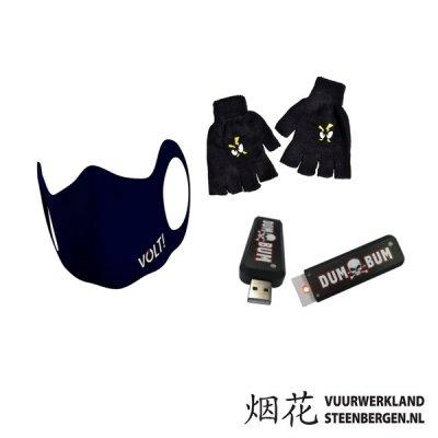 Vuurwerk Merchandise (NU AL TE KOOP)