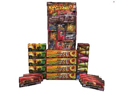 Categorie 1 Jeugd Vuurwerkpakket