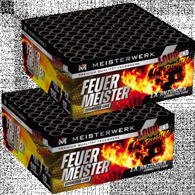 Feuermeister (2 halen = 1 betalen)