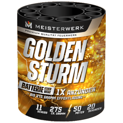 Golden sturm 11's