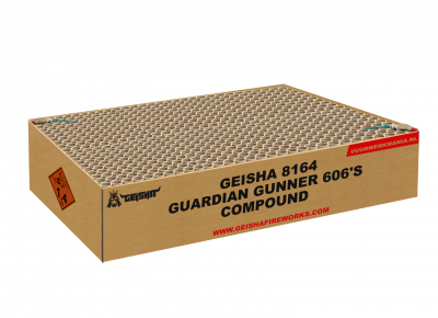 Guardian Gunners Compound 606's