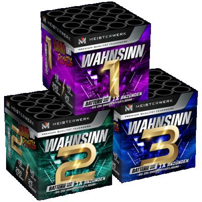 Wahnsin 3=1