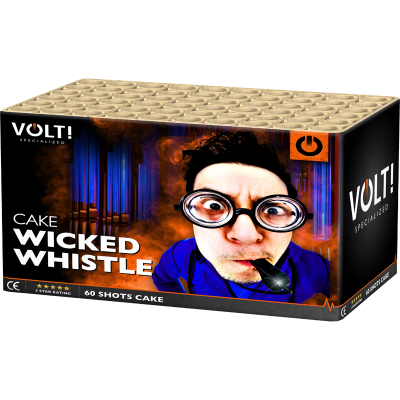 Karton Wicked Whistle
